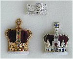 Queens 3 Crown Set