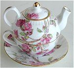 Elizabeth Rose Tea for One