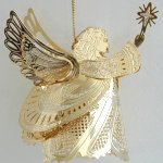 Baldwin Brass Ornaments