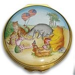 Winnie the Pooh 4 th of July