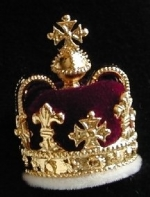 Crown of the Prince of Wales 1728