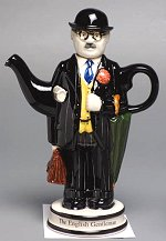 English Gentleman Teapot