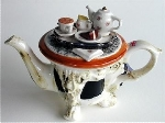 Tea in the Garden Teapot