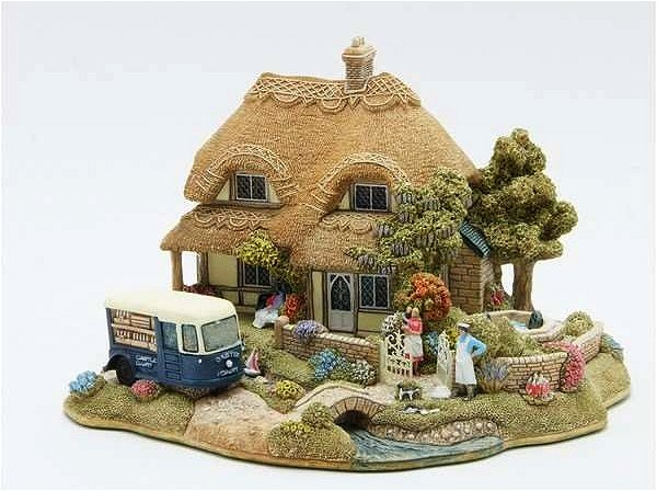 Lilliput Lane Shops And Businesses Pg A