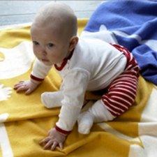 Ekelund cotton baby blankets