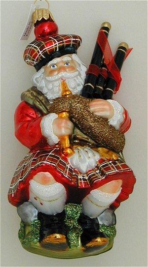 Hand Blown Glass Christmas Ornaments