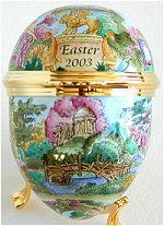 Large Easter Egg 2003