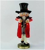 Mr.Fezzywig Nutcracker