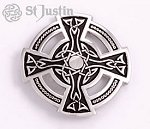 Celtic Cross Brooch