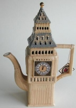 Big Ben Shaped Teapot