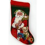 Santa Christmas Stocking