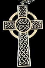 St. Piran Cross and Chain